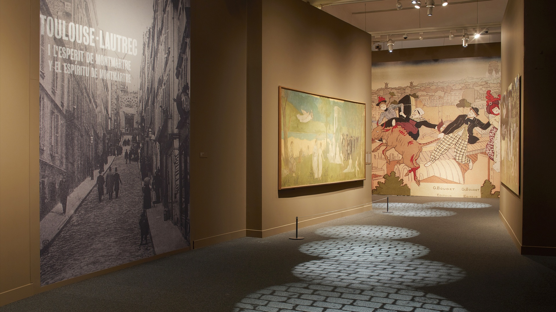 Toulouse-Lautrec and the Spirit of Montmartre